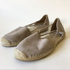 NEW Eileen Fisher Espadrille Flats